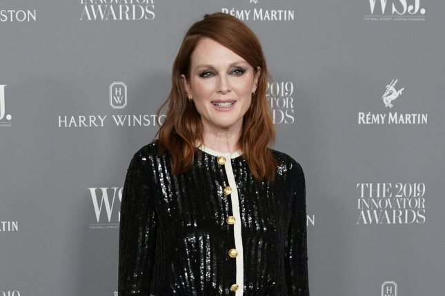 Julianne Moore will play Heidi Hansen in Dear Evan Hansen, a new movie based on the Broadway musical of the same name. File Photo by John Angelillo/UPI