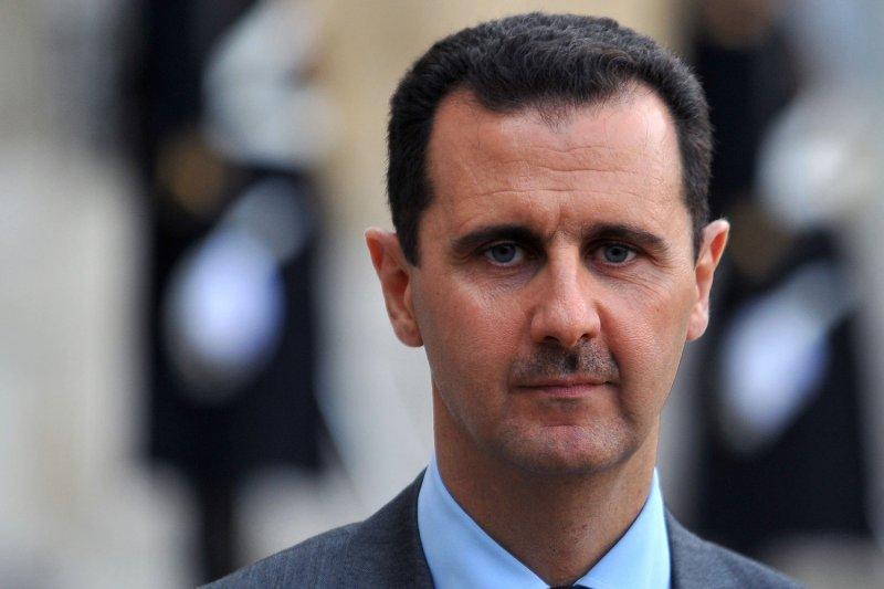 Syrian President Bashar al-Assad. UPI/Eco Clement