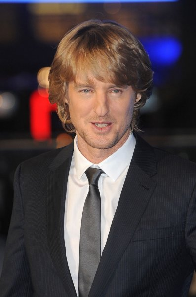 Owen Wilson at the London premiere of Zoolander 2 on February 4. The actor voices Lightning McQueen in the Cars movies. File Photo by Paul Treadway/UPI