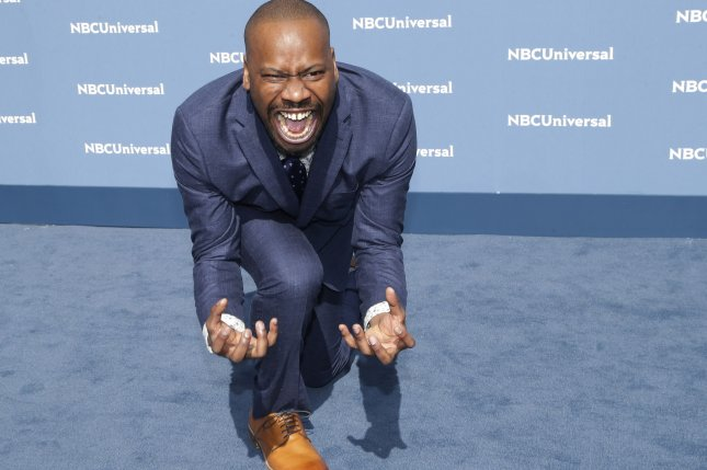 Malcolm Barrett's NBC show Timeless is getting a 2-hour movie to wrap up the series on Dec. 20. Photo by John Angelillo/UPI