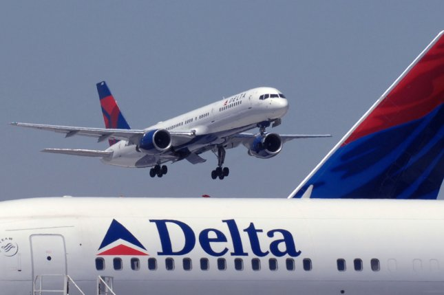 We continue to believe that it will be more than two years before we see a sustainable recovery, Delta CEO Ed Bastian said Tuesday. File Photo by John Dickerson/UPI