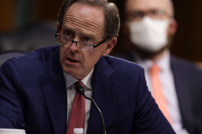 U.S. Sen. Pat Toomey, R-Pa., announced Monday that he would not seek a third term as senator in 2022. File Photo by Alex Wong/UPI