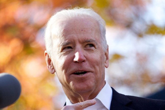 Vice President Joe Biden speaks (File/UPI/Molly Riley)