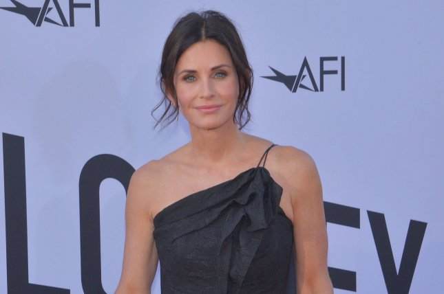 Shining Vale, a new horror comedy starring Courteney Cox, Greg Kinnear and Mira Sorvino, is in the works at Starz. File Photo by Jim Ruymen/UPI