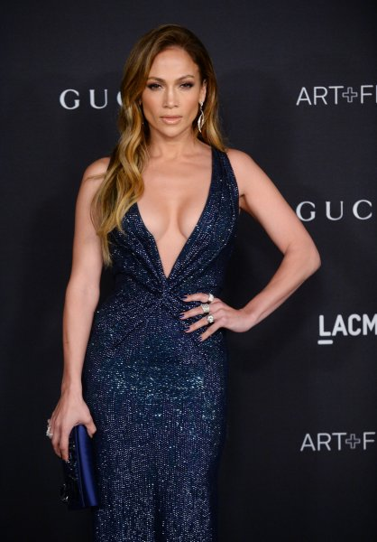 Jennifer Lopez said Ben Affleck caused her first real heartbreak. (UPI/Jim Ruymen)