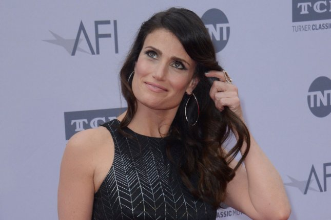 Actress Idina Menzel attends American Film Institute's 44th Life Achievement Award gala tribute to composer John Williams in Los Angeles on June 9, 2016. File Photo by Jim Ruymen/UPI