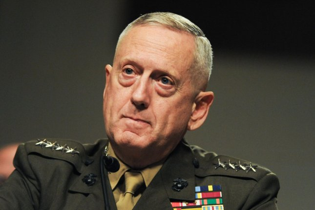 Retired four-star USMC Gen. James Mattis listens to opening statements at a Senate Armed Services Committee hearing on Capitol Hill in 2010. Mattis has reportedly received the nod from President-elect Donald Trump to serve as his secretary of defense. If true, Mattis needs Congress to grant him an exception to take the job, as the National Security Act of 1947 bars Pentagon chiefs from having been in active service within the past seven years. File Photo by Alexis C. Glenn/UPI