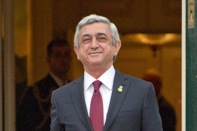 Armenia Prime Minister Serzh Sargsyan resigns amid protests