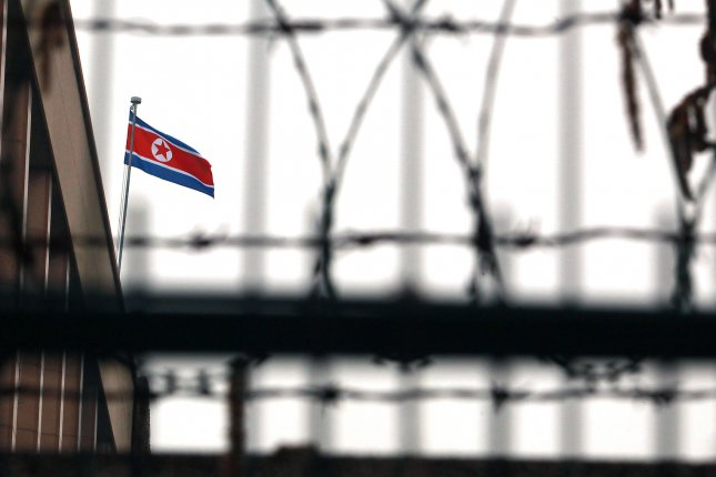 The sanctions hold three North Korean entities liable for a number of cyberattacks worldwide, the Treasury Department said Friday. File Photo by Stephen Shaver/UPI