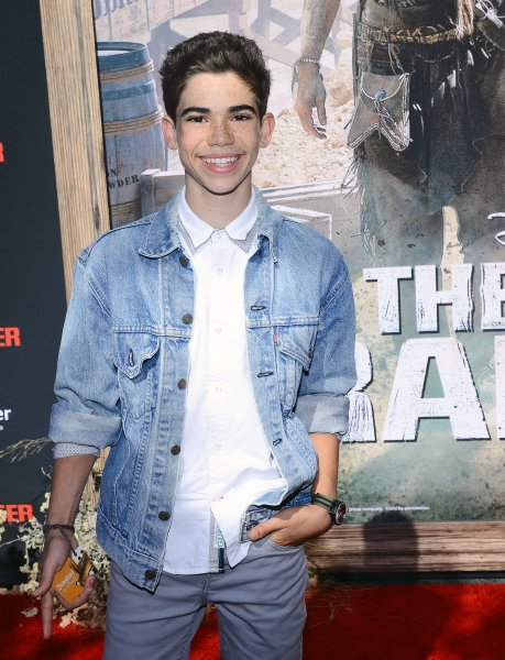 Cameron Boyce -- who died last year at age 20 -- can be seen in the trailer for the new TV drama, Paradise City. File Photo by Jim Ruymen/UPI