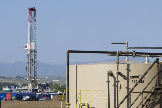 U.S. shale oil companies are feeling the pain from lower crude oil prices, though experts told the Senate they may recover to a stronger position as oil rebounds. File Photo by Gary C. Caskey/UPI