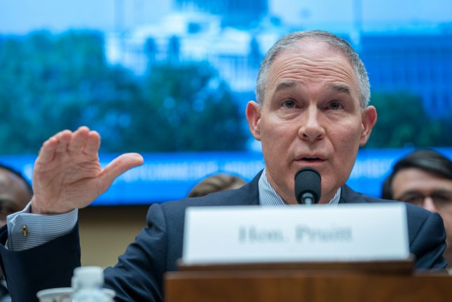 EPA chief Pruitt faces congressional grilling on spending, ethics