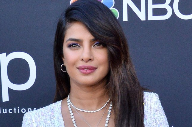 Priyanka Chopra will appear in a new Netflix film which will also feature Pedro Pascal and Christian Slater. File Photo by Jim Ruymen/UPI