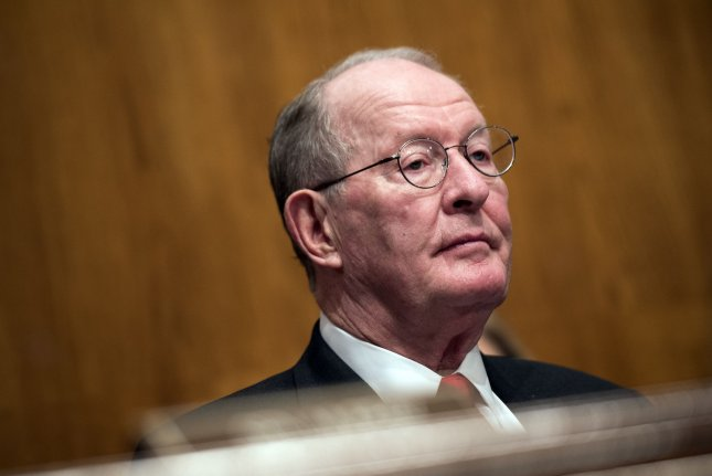 Sen. Lamar Alexander, R-Tenn., chair of the Senate Health, Education, Labor and Pensions Committee questioned CDC and FDA officials on vaping on Wednesday. Photo by Kevin Dietsch/UPI