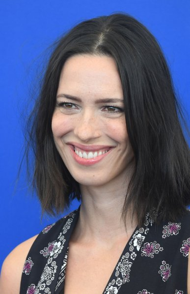 Rebecca Hall's new sci-fi drama Tales From the Loop debuts on Amazon Friday. File Photo by Rune Hellestad/ UPI