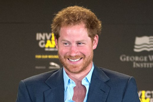 Prince Harry at the Invictus Games Symposium on May 8, 2016. File Photo by EJ Hersom/UPI