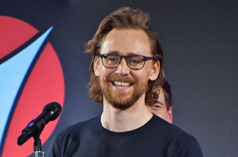 Tom Hiddleston will star in a new production of the Harold Pinter play Betrayal with Charlie Cox and Zawe Ashton. File Photo by Keizo Mori/UPI