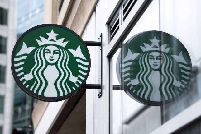 The breakfast sandwich will be available in Canadian Starbucks stores on March 3. File Photo by Kevin Dietsch/UPI
