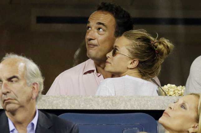 Mary Kate Olsen And Olivier Sarkozy Are Expected To Have Been Secretly Married After Being Spotted With Matching Gold Wedding Bands