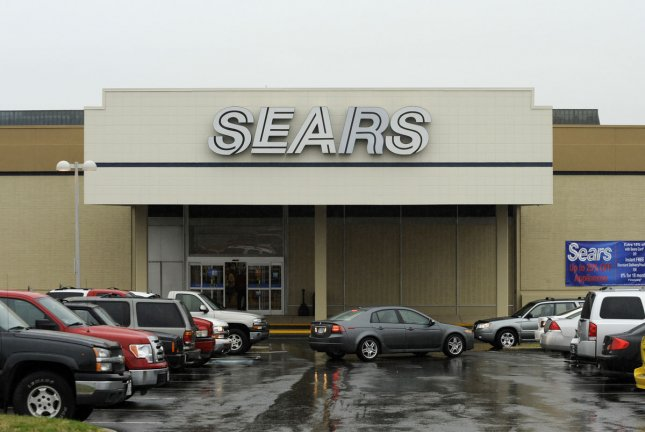 Dozens of Sears and Kmart stores will close in numerous states by April, their parent company said Wednesday. Last week, 46 closures were announced and 150 more were added to the list Wednesday. File Photo by Roger L. Wollenberg/UPI