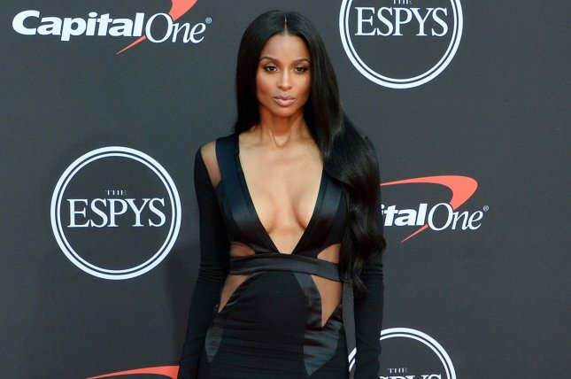 Ciara will be hosting the American Music Awards on Sunday. File Photo by Jim Ruymen/UPI