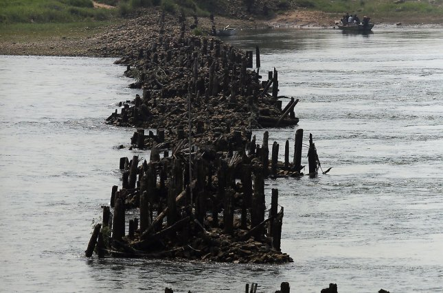 North Korea shares a 880-mile border with China and the proximity of the country to the outbreak could be raising concerns in Pyongyang. File Photo by Stephen Shaver/UPI