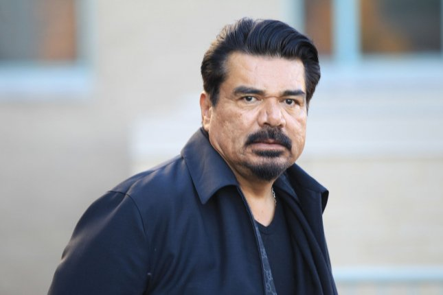 George Lopez arrives in time for the unveiling of a sign for the Rosetta Boyce Kyle Women's Pavilion at St. Mary's Hospital in Richmond Heights, Mo., on October 21, 2016. The comedian turns 60 on April 23. File Photo by Bill Greenblatt/UPI