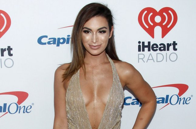 Ashley Iaconetti confirmed her relationship with Jared Haibon on Tuesday. File Photo by James Atoa/UPI