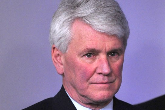 Former White House counsel Greg Craig, pictured in 2009, allegedly lied about the nature of work he did for the Ukrainian government to avoid registering as a foreign agent. File Photo by Ron Sachs/UPI