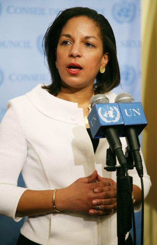 U.S. Ambassador to the United Nations Susan Rice (UPI Photo/Monika Graff)
