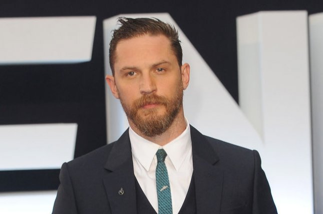 Tom Hardy at the London premiere of 'Legend' on September 3. File photo by Paul Treadway/UPI