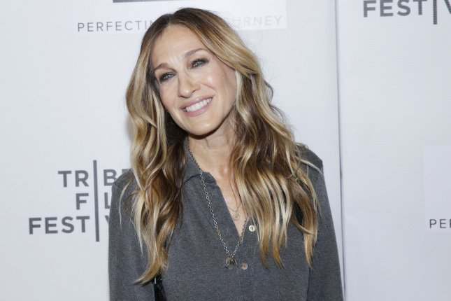 Sarah Jessica Parker revived her Carrie Bradshaw character to promote Stella Artois' partnership with Water.org. File Photo by John Angelillo/UPI