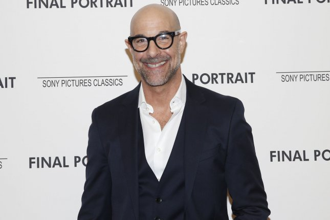 Stanley Tucci will be seen next year in a new AMC limited series called La Fortuna.  File Photo by John Angelillo/UPI