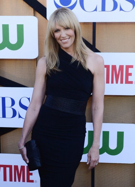 Toni Collette shaved her head to portray cancer patient Milly in 'Miss You Already.' (UPI/Jim Ruymen)