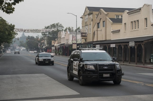 A new study shows that police officers who experience mental health conditions face several barriers to treatment. Photo by Terry Schmitt/UPI