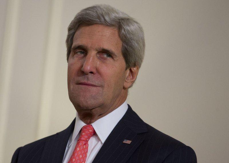 U.S. secretary of state John Kerry. UPI/Jin Lee/Pool