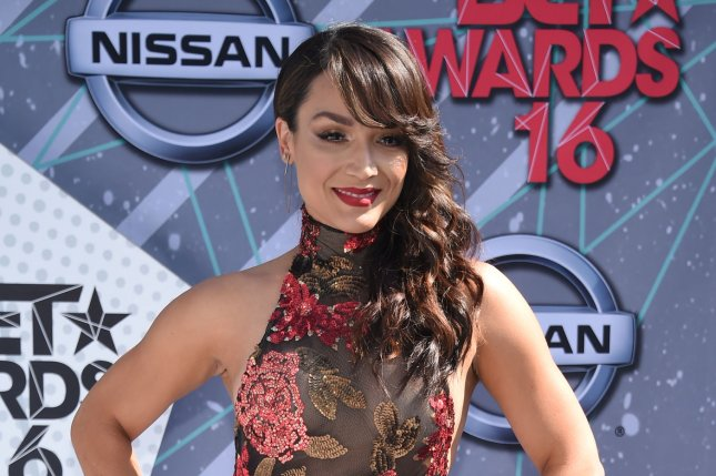 Mayte Garcia attends the 16th annual BET Awards on June 26, 2016. Garcia has announced a new memoir that will explore her realtionship with Prince. File Photo by Phil McCarten/UPI