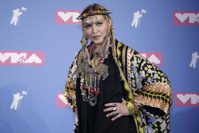 Madonna dedicated sweet posts to daughter Lourdes Leon on the model's 22nd birthday. File Photo by Serena Xu-Ning/UPI