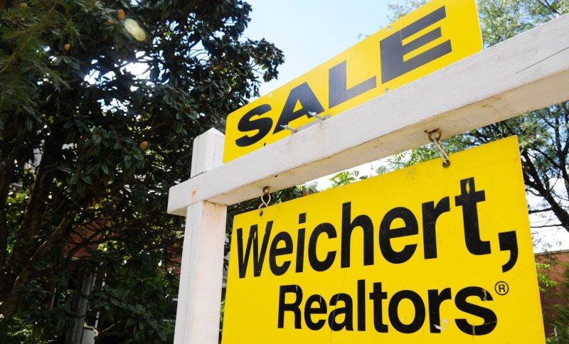 A house is listed for sale in Arlington, Virginia on September 4, 2010. UPI/Alexis C. Glenn
