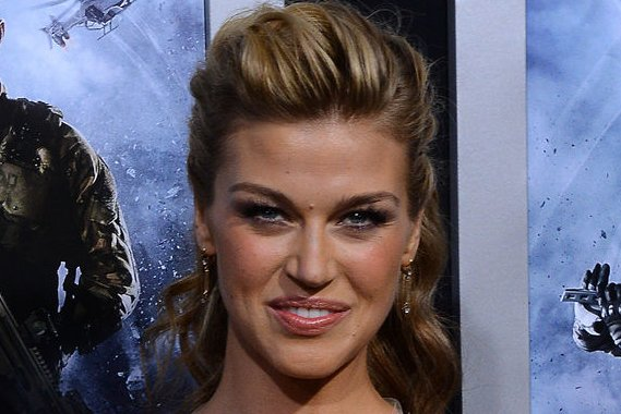 Adrianne Palicki attends the premiere of motion picture sci-fi thriller G.I. Joe: Retaliation at TCL Chinese Theatre in the Hollywood section of Los Angeles on March 28, 2013. UPI/Jim Ruymen