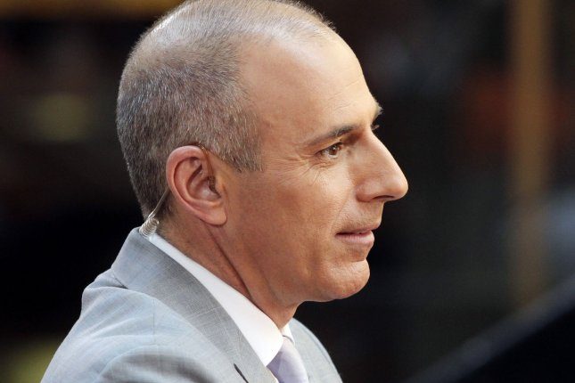 Critics are slamming NBC Today show host Matt Lauer's handling of the presidential Commander-In-Chief Forum, saying he unevenly questioned the candidates. Lauer is seen here in 2013. Photo by John Angelillo/UPI