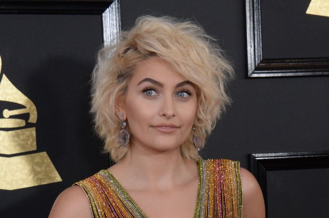 Paris Jackson Bonds with Godfather Macaulay Culkin - in Bunny Ears!
