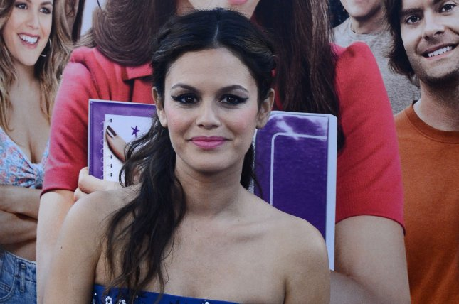 Rachel Bilson said potential boyfriends need to embrace Briar Rose, her 4-year-old daughter with Hayden Christensen. File Photo by Jim Ruymen/UPI