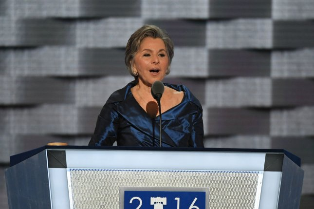 Former U.S. Sen. Barbara Boxer was assaulted and robbed while walking in Oakland on Monday but was not seriously injured her official Twitter account said. File Photo by Pat Benic/UPI