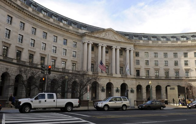 The Environmental Protection Agency is seen in Washington on February 20, 2011. UPI/Roger L. Wollenberg