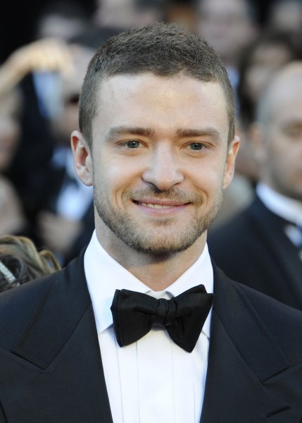 Justin Timberlake arrives on the red carpet for the 83rd annual Academy Awards at the Kodak Theater in Hollywood on February 27, 2011. UPI/Phil McCarten