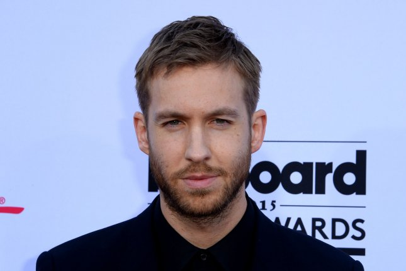 Calvin Harris at the Billboard Music Awards on May 17, 2015. File Photo by Jim Ruymen/UPI