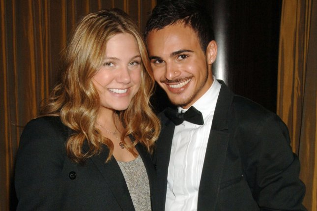 Lauren Collins and Adamo Ruggiero will reunite with their Degrassi: The Next Generation castmates at ATX. File Photo by Ezio Petersen/UPI