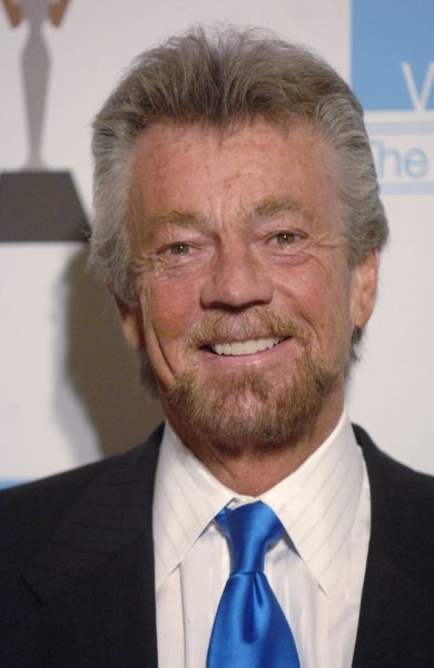 Writer, producer Stephen J. Cannell arrives for the 13th annual 2006 WIN Awards Gala held at the Freud Playhouse at UCLA in the Westwood area of Los Angeles on November 1, 2006 . (UPI Photo/ Phil McCarten)