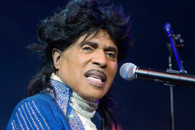 Little Richard died Saturday at age 87. File Photo by Heinz Ruckemann/UPI